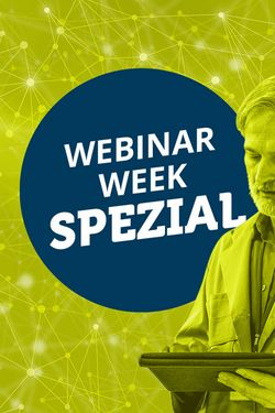Webinar Week zum Thema digitale Audits