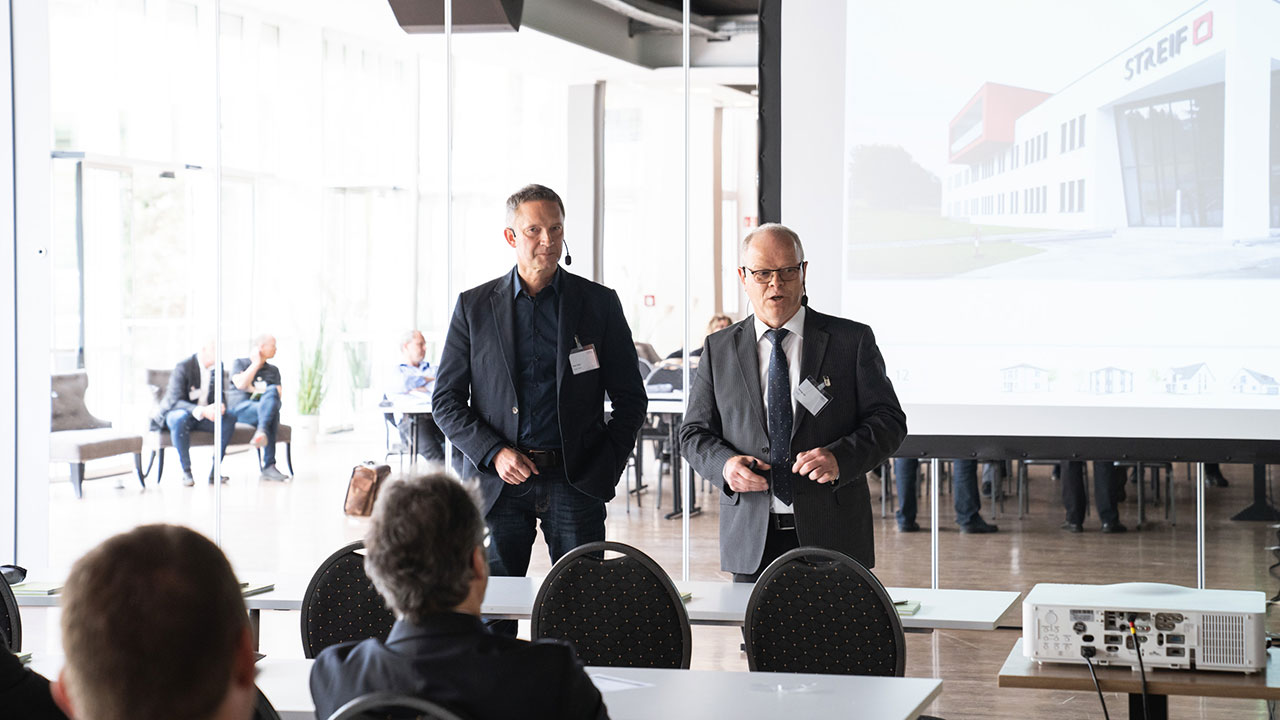 United Planet Partnertag DACH 2019 – Georg Fell & Peter Walz
