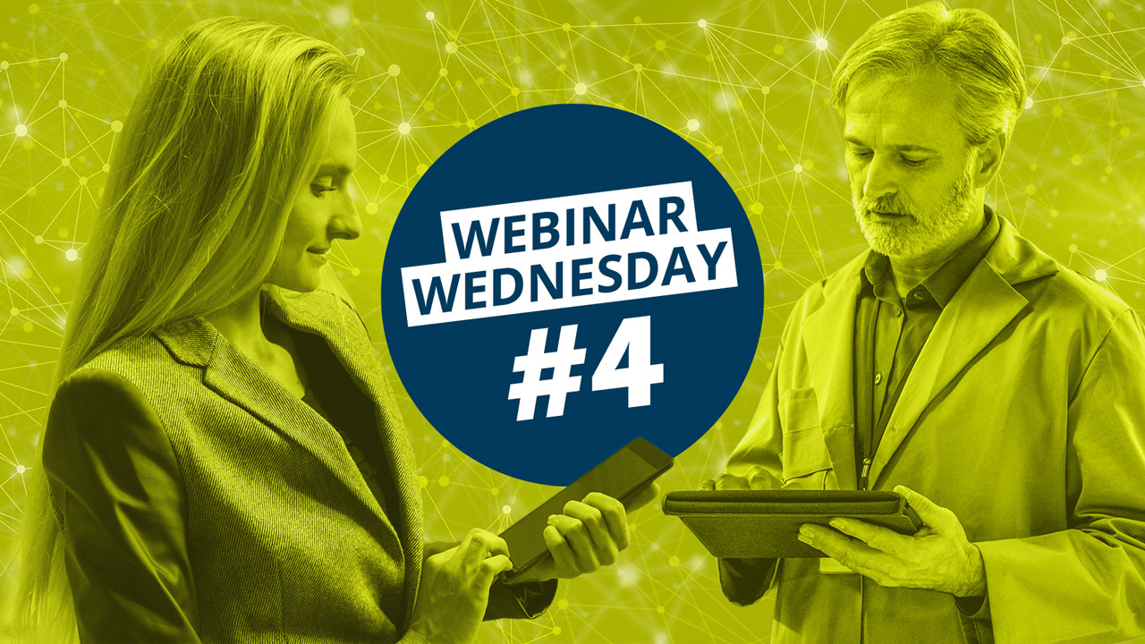 Webinar Wednesday #4 - Checklisten und Formulare smart digitalisieren