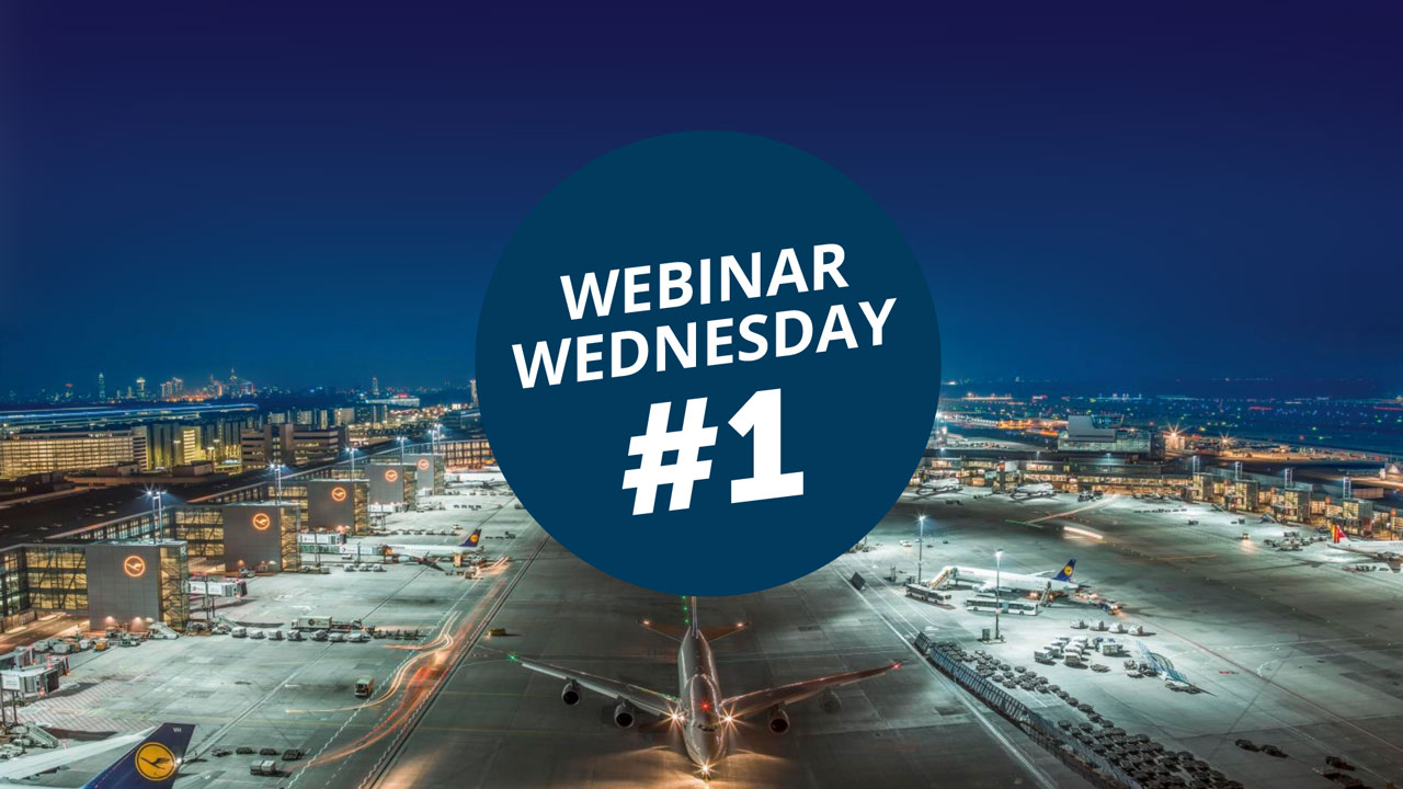 Webinar Wednesday #1 – Qualitäts-Checks am POS an 25 Flughäfen der Fraport AG