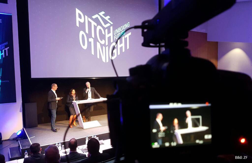 ZF Pitch Night